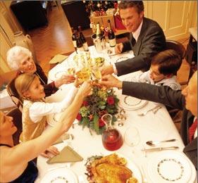 Famílias ricas e malandras