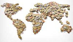 A riqueza do mundo