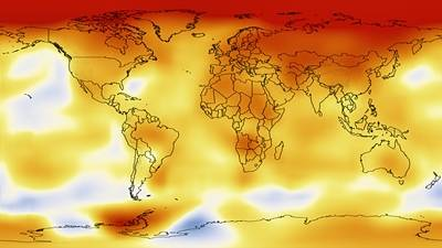 As previsões da teoria do Aquecimento Global