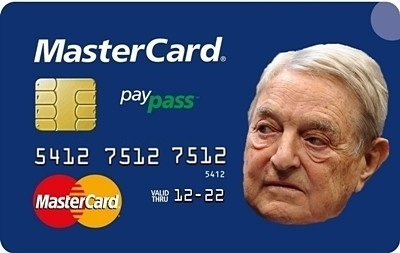 George Soros: MasterCard para emigrar