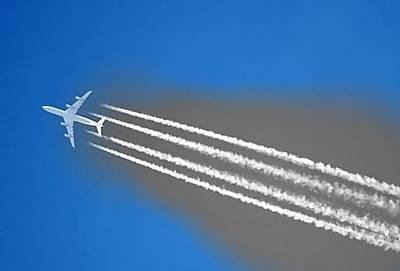 Poluição Parte II: os aviões