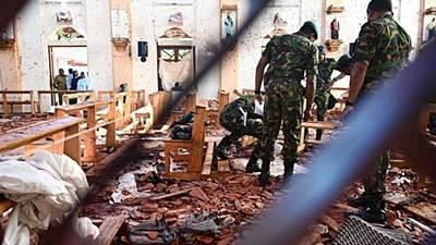 Sri Lanka: o longo braço do Mossad