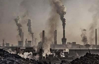 A poluição desempenha um papel na saúde mental