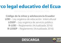 marco-legal-educativo-ecuador-actualizado-informacionecuador.com