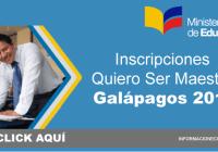 INSCRIPCIONES-QUIERO-SER-MAESTRO-GALAPAGOS-2017-MINISTERIO-DE-EDUCACION-INFORMACIONECUADOR