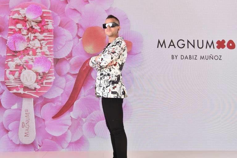 nuevo helado de Dabiz Muñoz y Magnum