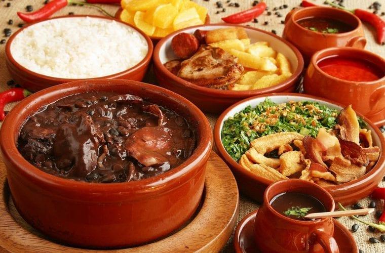 platos de la gastronomía brasileña