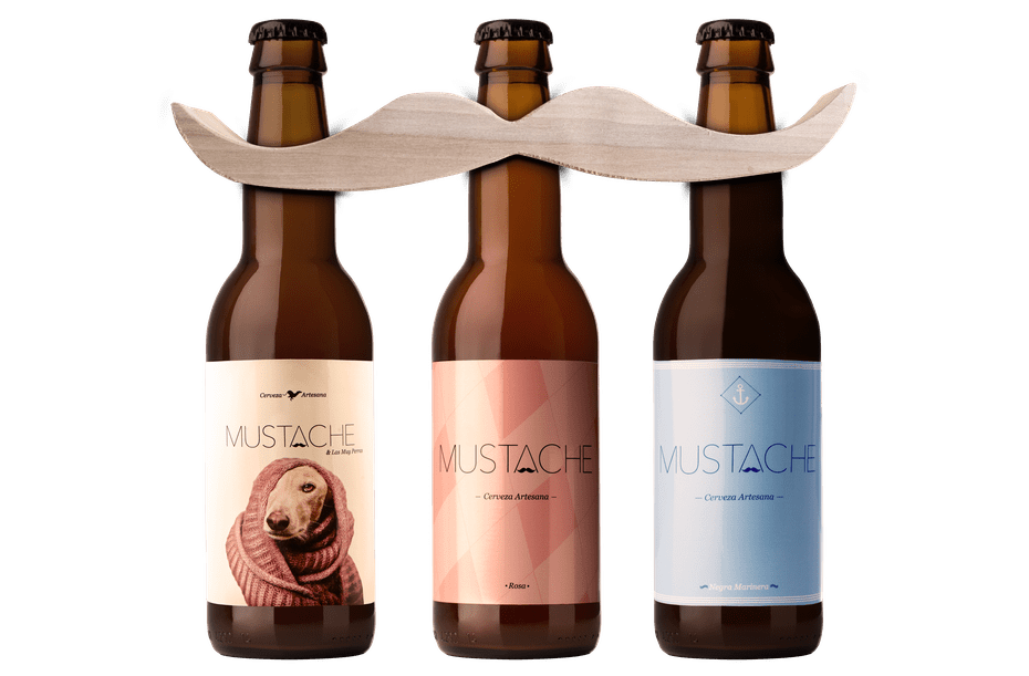 cerveza Mustache