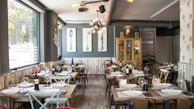 restaurante Brasserie el tenedor fest