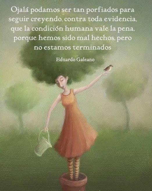 Eduardo Galeano Frases  (6)