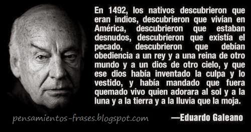 Pensamientos de Eduardo Galeano  (4)