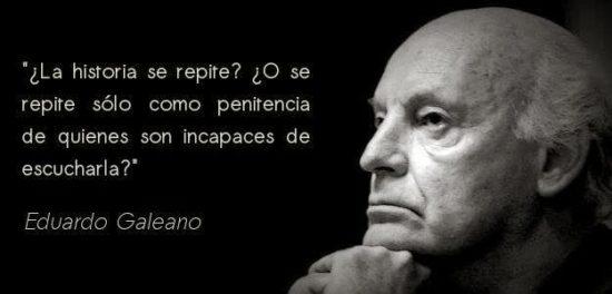 Pensamientos de Eduardo Galeano  (8)