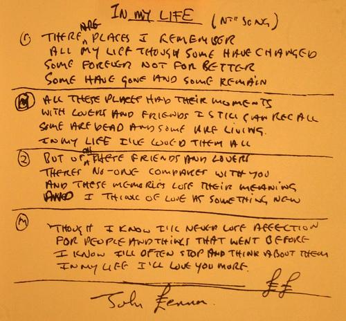 frases de The Beatles (2)