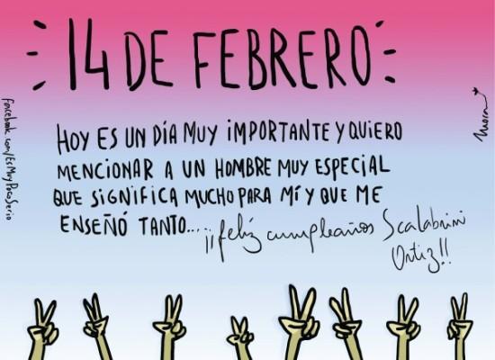 14 de Febrero - Feliz San Valentín  (3)