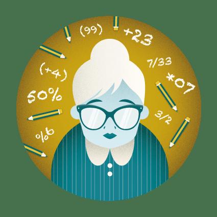 La cuenta de la vieja en control de gestión