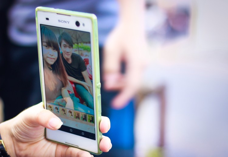 Selfie-adolescentes