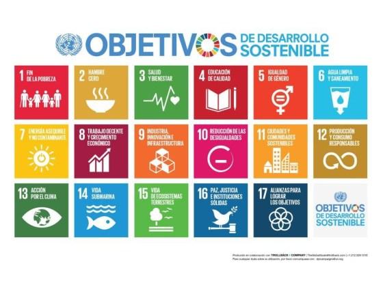 logo de los ODS