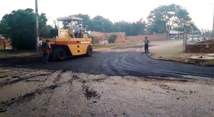 IMG_20200317_145713 Inician asfalto entre San Ignacio y Yabebyry