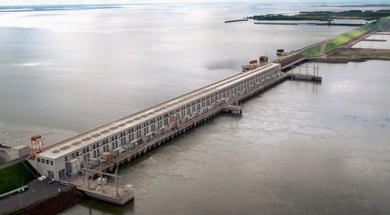 yacyreta Yacyretá prevé profundización de la bajada del río Paraná