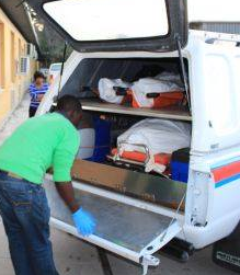 Son makes gruesome discovery in Swakopmund