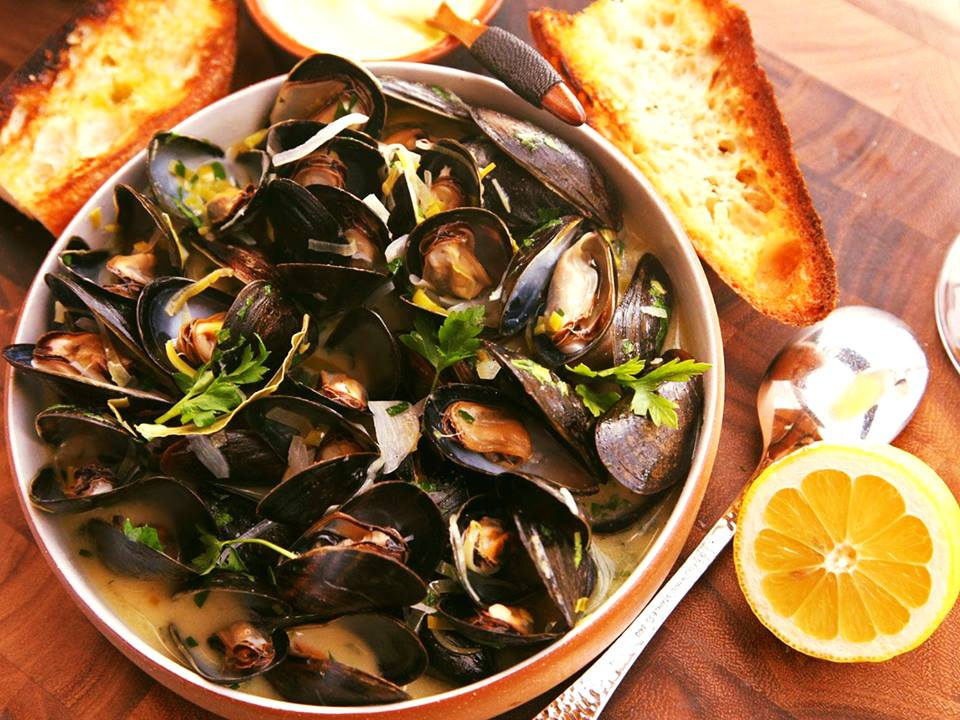Harvesting of shellfish temporarily halted