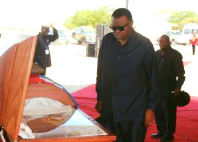 Last farewell to hero of Liberation Struggle
