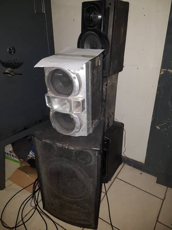 Police raid church for sound equipment because of excessive noise