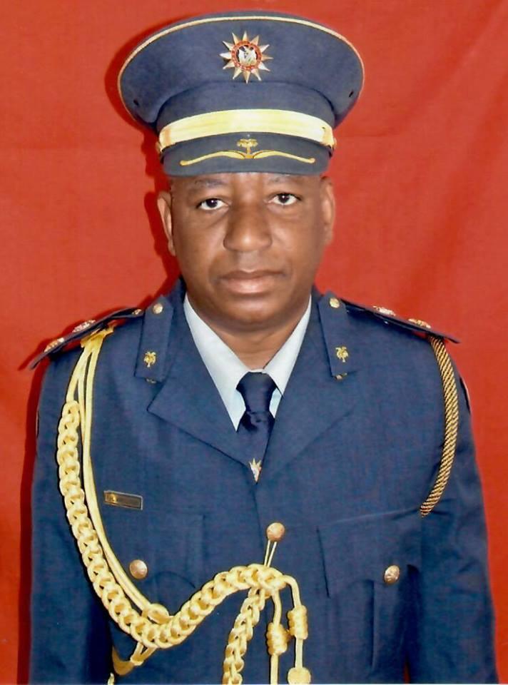 Senior Namibian Police officer passes on