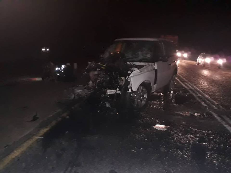 Serious vehicle accidents claim two lives