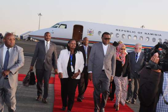 Ordinary Summit of the African Union underway