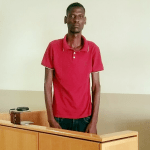 Self-confessed murderer in court