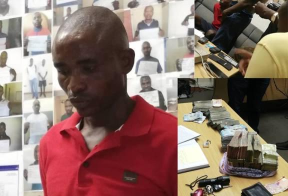 Breakthrough in Otjiwarongo bank heist