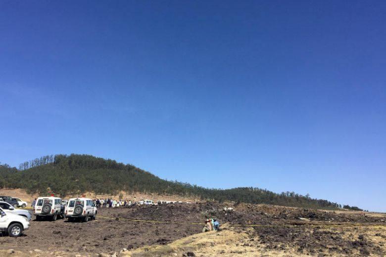 Ethiopian Airline crash kills all on board