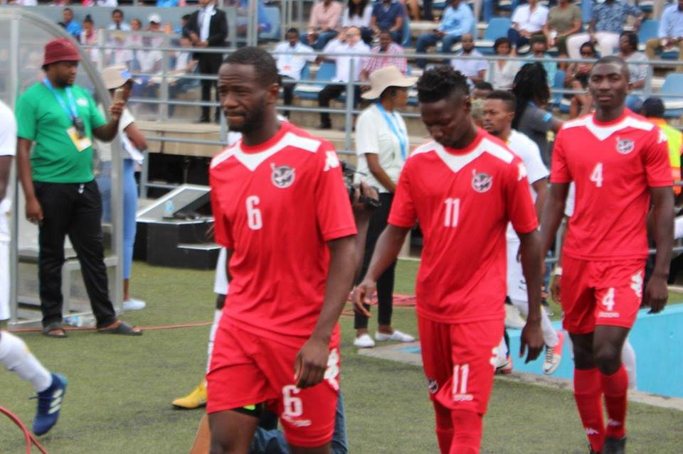 Katjiukua and Horaeb out of AFCON qualifier