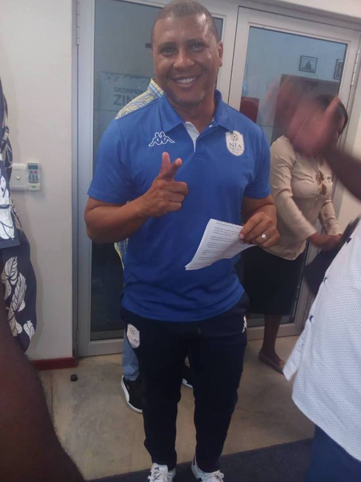 Mannetti calls up strong squad ahead of AFCON duel
