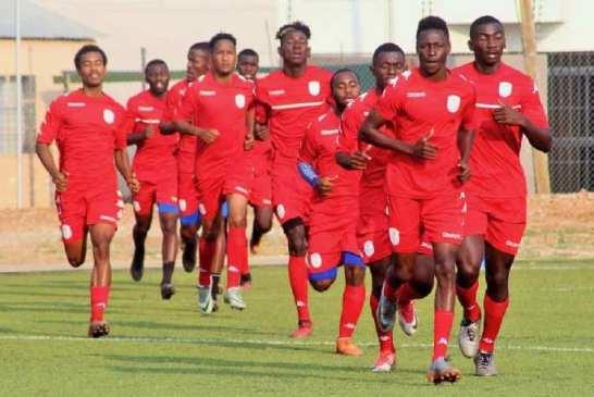 Brave Warriors playing Tanzania tomorrow