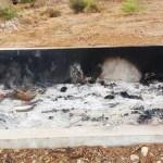 Waste disposal machine at Opuwo hospital broken