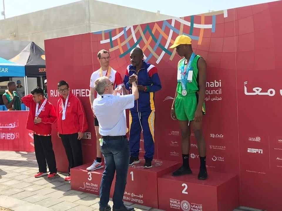 Veteran Gowaseb wins gold