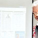 Peter Mvula ya Nangolo passes on