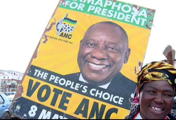 ANC wins majority of votes in South Africa