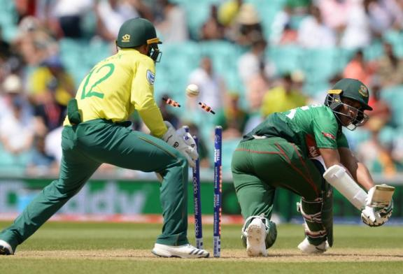 Bangladesh betters own ODI run record against South Africa