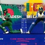 Sri Lanka face Bangladesh in a must-win match