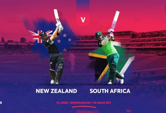 South Africa will fight for contention against New Zealand