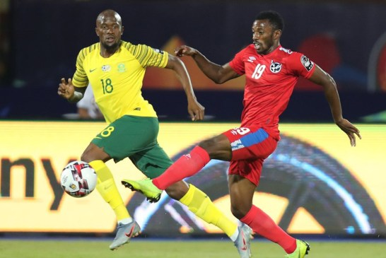 Single goal steers South Africa to victory