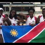 Namibian basketball does well at Beach Games