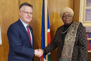 High level US envoy applauds Namibia for HIV successes