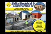 Shifa Electrical and Construction cc