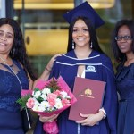 Namibian student graduates at the top of her class in Moscow