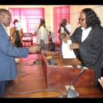 Negonga sworn in as Ondangwa Urban Councillor