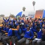 Flamingo Secondary School receives science kits